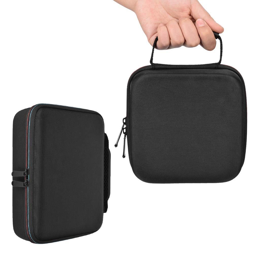 ASHATA Custodia per Gadget da Viaggio da 3,5 Pollici per Organizer Accessori Borsa da Viaggio per Gadget da Viaggio Piccola Custodia Rigida Custodia Rigida per Hard Drive