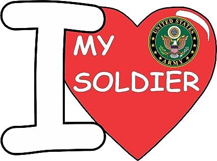 I love my army veteran