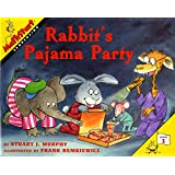 Rabbit's Pajama Party (MathStart 1)