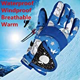 Quaanti Sports Gloves,Outdoor Thicker Boys and