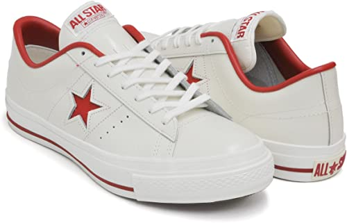 Converse One Star J WHITE/RED 32346512