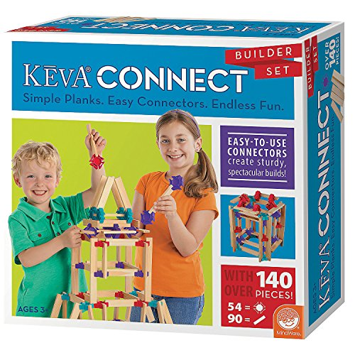MindWare KEVA Connect Builder Set product image