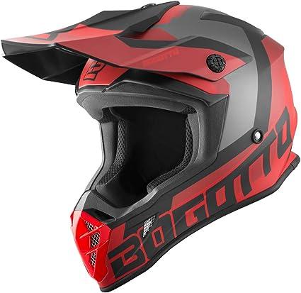 Bogotto V332 Rebelion Casco Motocross