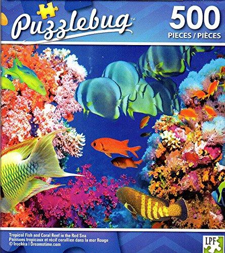 ファッションデザイナー Tropical Fish and Coral Reef Coral in 006 the Sea Red Sea – 500ピースジグソーパズル – Puzzlebug – P 006 B07BZXYTZV, 福祉と自転車 なかさん家:b7e26bc7 --- a0267596.xsph.ru