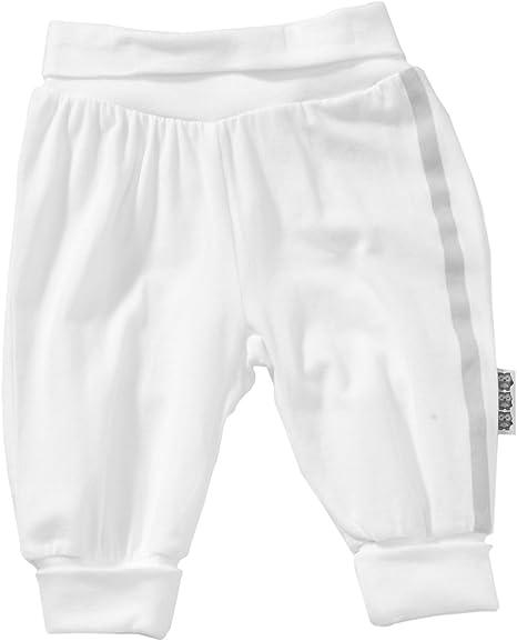 NAME IT - Pantalones blanco de 95% Gekämt algodón 5% elastano, talla: 62cm (3-6 meses): Amazon.es: Bebé