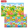 Dwinguler Eco-friendly Kids Play Mat - Sunshine Day (Large)