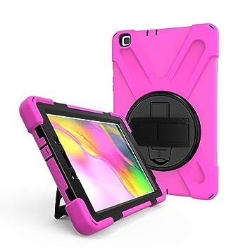 Tuff-Luv con Tapa para Nexus 7 Kobo Touch - de Color Blanco ...