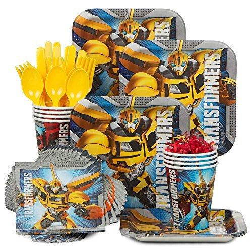 Transformers Party Theme (Robot Standard Kit (Serves 8) - Party)