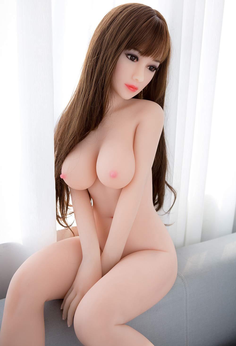 158 cm TPE/Muñeca TPE/Muñeca TPE/Muñeca de silicona RS-Love Doll 3 Muñeca realista abierta Hombres y mujeres maduros Masturbación Masaje juguete 957a10