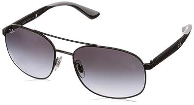 Amazon.com: Ray-Ban Men s 0rb3593 cuadrado anteojos de sol ...
