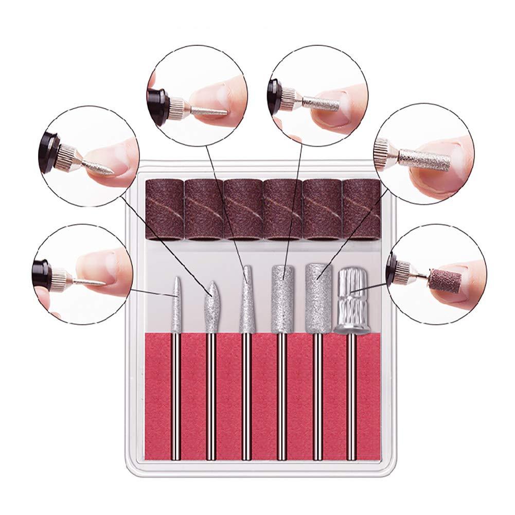 Mini DIY Engraving Tool Kit for Metal Glass Ceramic Plastic Wood Jewelry Include Scriber Etcher 30 Bits URlighting Electric Micro Engraver Pen 8 Stencils 6 Polishing Head Power Adapter