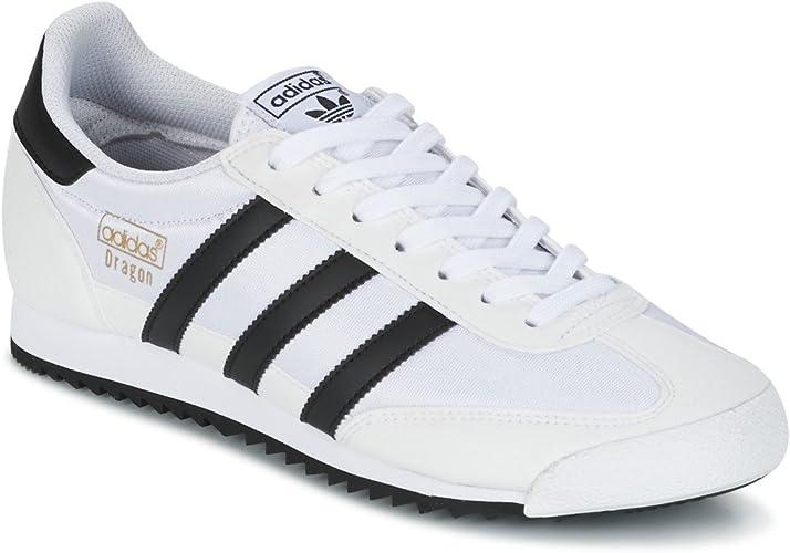 adidas Originals Mens Dragon OG Weiss Sneaker Low 44 23
