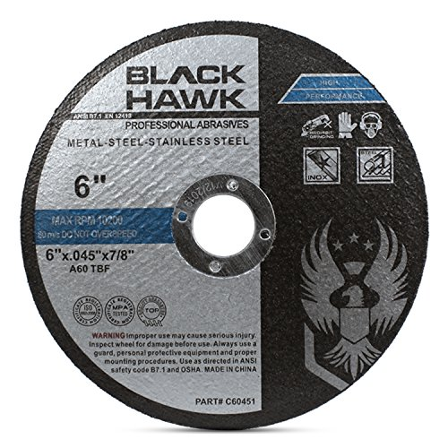 25 Pack Black Hawk 6