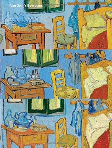 Van Gogh's Bedrooms (Art Institute Of Chicago Most Famous Paintings)