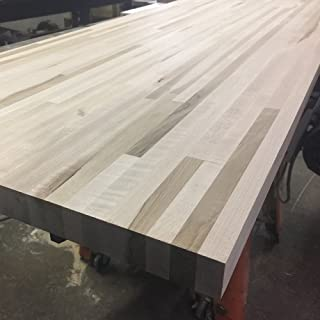 Maple Butcher Block Countertop - Choose Your Size - 18' D x 32' W