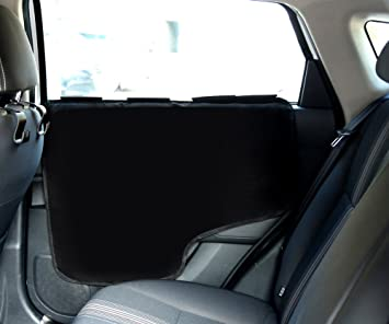 Fuloon Pet Dog Seat Cover Door Protector For Dogs Set Of 2