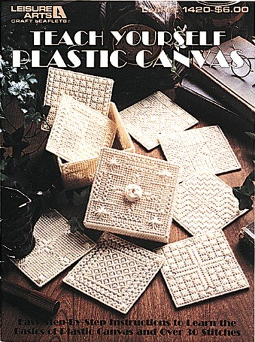Teach Yourself Plastic Canvas (Leisure Arts #1420)