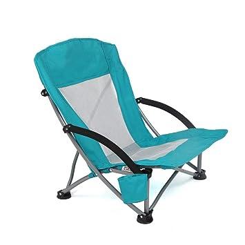 C Xka Chaise De Plage Basse Pliante Stable Solide Legere Portative