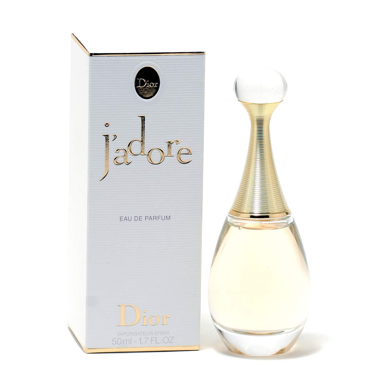 86bcd9d1 Amazon.com : Jadore By Christian Dior - Edp Spray 1.7 oz : Eau De ...