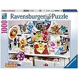 Gelini Puzzle Küche   Ravensburger 16608 Kuche Kochen Leidenschaft Amazon De Spielzeug