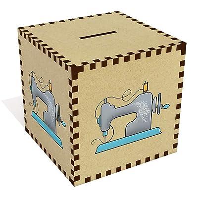 Azeeda Large \'Sewing Machine\' Money Box / Piggy Bank (MB00073398): Toys & Games [5Bkhe0804210]