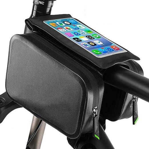 Sxuefang Bolsa Bicicleta Bolsa Impermeable para Tubos, Bolsa para ...