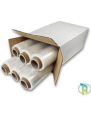 Palucart® Pellicola Film estensibile manuale x6, trasparente, spessore 23 my, 2,2Kg, altezza 500 mm