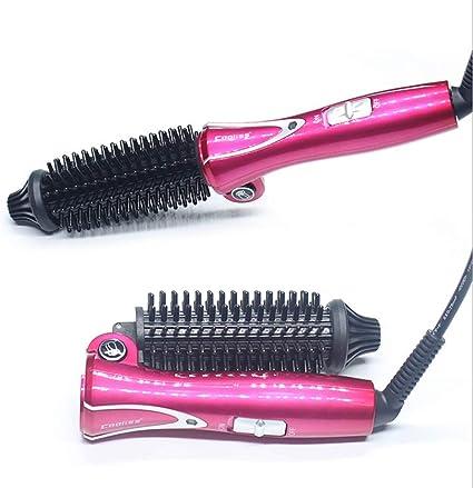 Brosse Soufflante Rotative Sèche cheveux Chauffante Volume