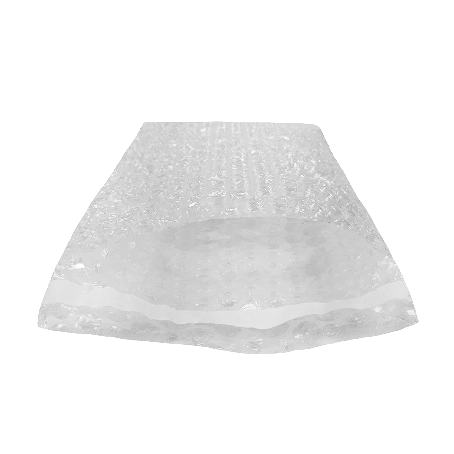 200 Bubble Out Bags 12x15.5 Protective Wrap Pouches Self Sealing