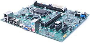Genuine Dell GDGY8, M5DCD, MIH61R Inspiron 620s Small-Tower Optiplex 390 Tower Motherboard Logic Main Board Intel H61 Compatible Part Numbers: GDGY8, MIH61R, M5DCD
