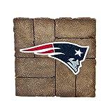 Team Sports America New England Patriots Garden Paver Team Logo Decorative Stepping Stone