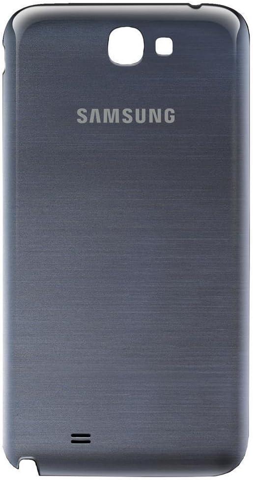 Samsung Tapa de batería para Samsung Galaxy Note 2 N7100 en Negro ...