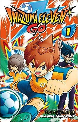 Inazuma Eleven Go 1: Amazon.it: Ten Ya Yabuno: Libri In Altre Lingue