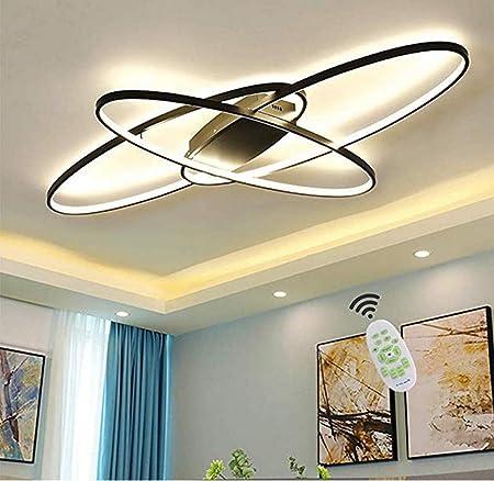 HGW Moderna lámpara LED de Techo para salón Regulable