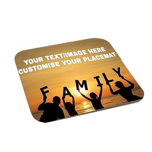 Compra Custom Printed imagen texto vajilla posavasos personalizado ...