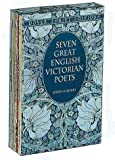 Seven Great English Victorian Poets, Dover Staff, 0486402045