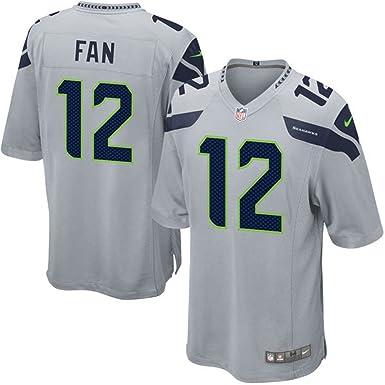 official photos b6afa 79386 12 Fan Trikot Seattle Seahawks Jersey American Football ...