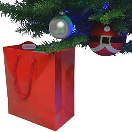 Christmas Tree Watering System.Santas Secret Gift Limited Edition Christmas Tree Watering System Rudolph Red Waterer Made In Usa