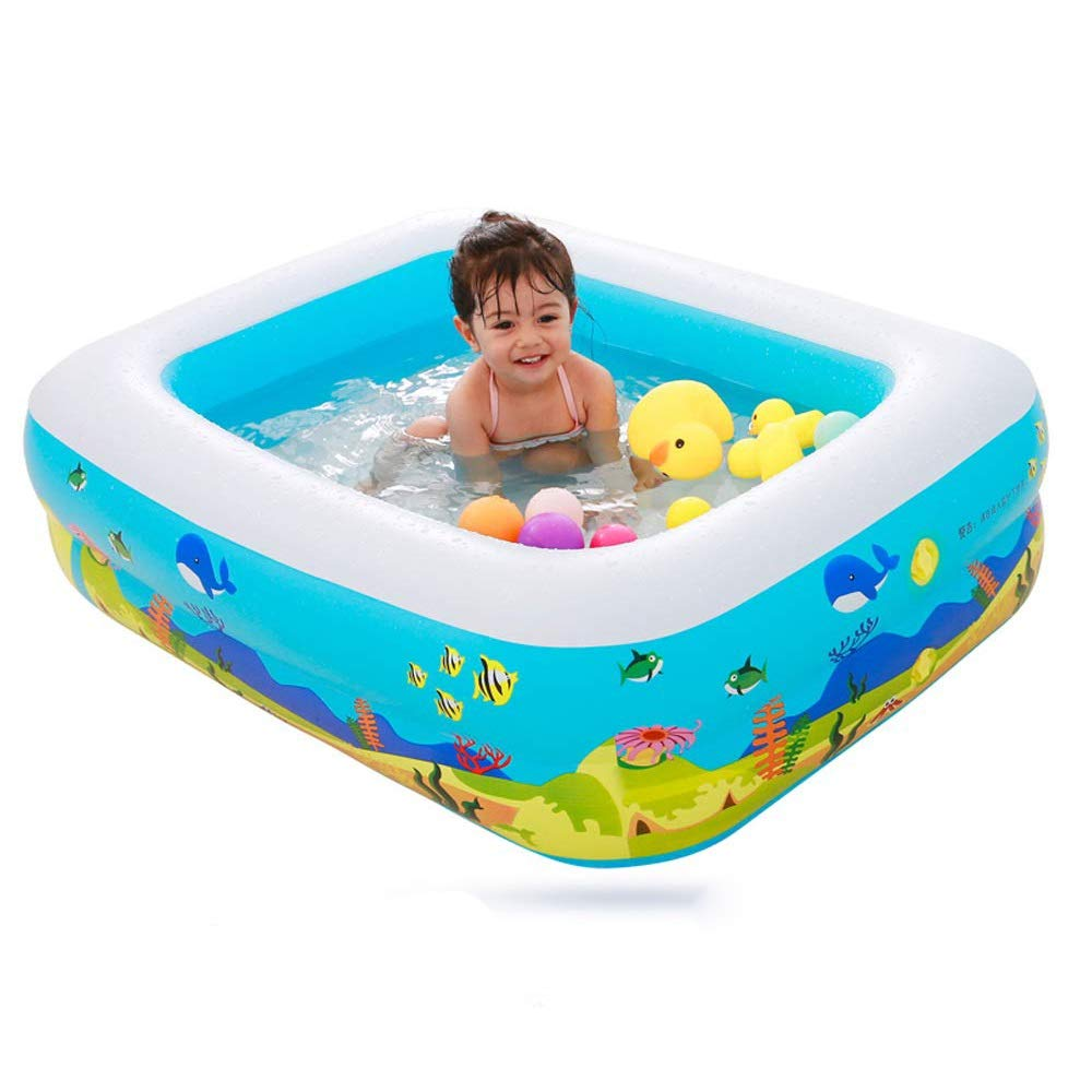 AYWJ Piscina Hinchable - Piscina for el hogar Gruesa for ...