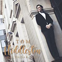 Tom Hiddleston: Calendar 2021 in mini size 7''x7'' with high quality images of your idol!