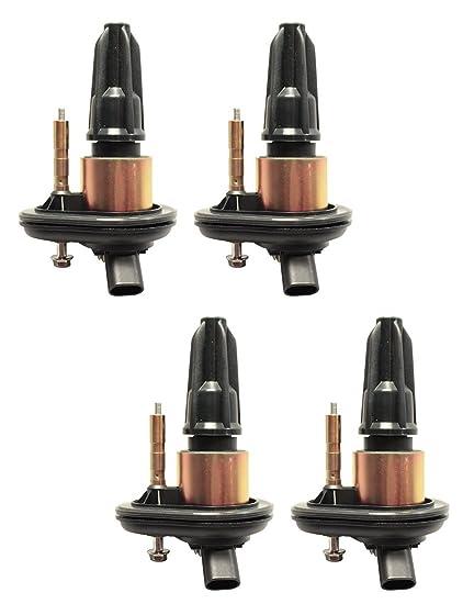Set of 4 Ignition Coils for 2004-2006 Chevy Colorado GMC Canyon 2006 Isuzu  I-280 2007 2008 I-290 2 8L GN10114