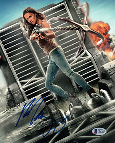 fast and furious signed picture - 7