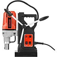 220V 1100W High Power Magnetic Drill Press Machine Multi-Function Magnetic Drill Metal Drill Press Tool for Drilling and…