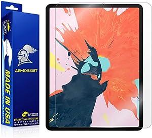 "ArmorSuit MilitaryShield Screen Protector Designed for Apple iPad Pro 11"" (2020 and 2018 Model) - Edge to Edge Anti-Bubble HD Clear Film"