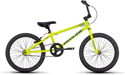 Amazon Com Redline Bikes Roam 20 Youth Bmx Green Sports Outdoors