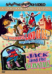The Wonderful Land of Oz / Jack and the Beanstalk