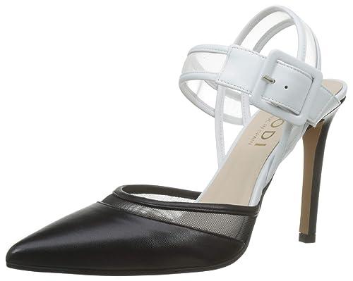 4c61b266 lodi Verax-MUL, Zapatos con Tacon y Correa de Tobillo para Mujer:  Amazon.es: Zapatos y complementos