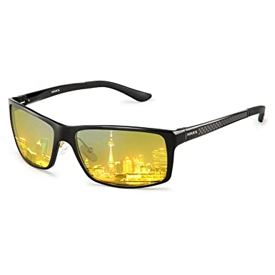 4a6f46f68f3 Amazon.com  2019 Upgraded Soxick Night Driving Glasses