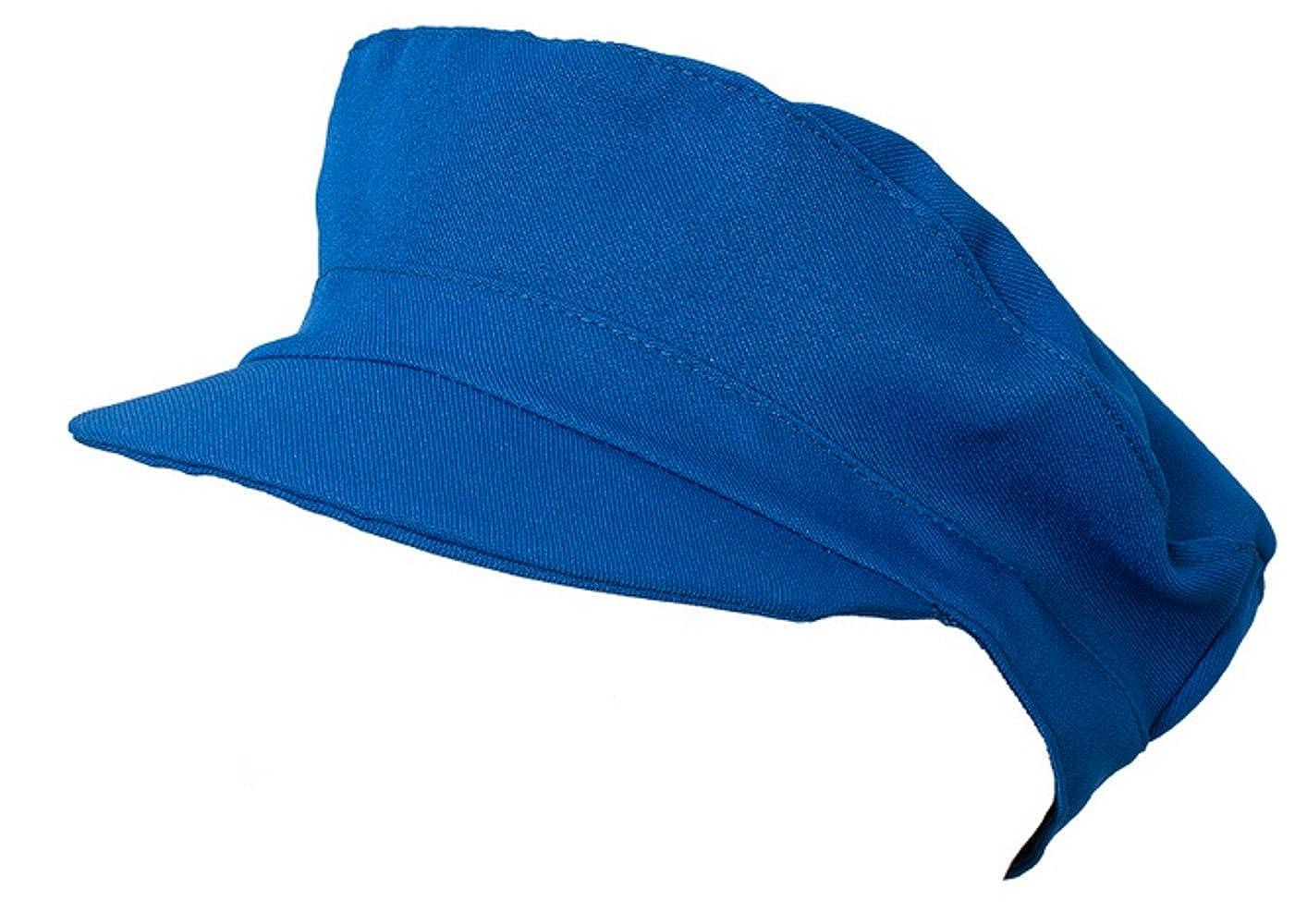 Cappello naxos bluette unisex bar, ristoranti, gelaterie MT0209
