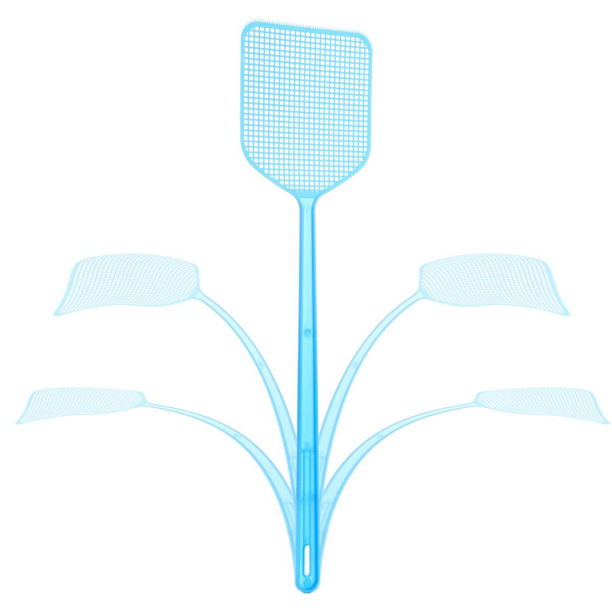 alpha-ene.co.jp 4 Pack NETCAT Fly Swatter Manual Swat Pest Control ...